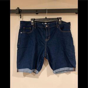 Old Navy slim fit shorts